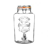 Kilner Storage Jar With Dispensing Tap 5LT